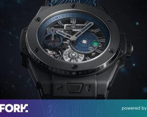 Hublot makes a Bitcoin luxury watch that you can only buy with Bitcoin