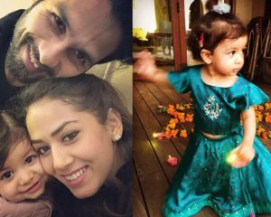 Mira Rajput shares the adorable picture of daughter Misha-See in