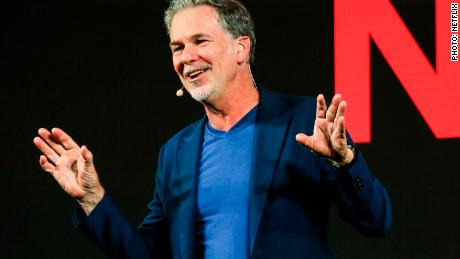 Chief Executive Officer Reed Hastings predicted earlier this year that Netflix