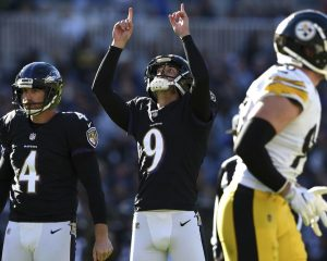 Ravens Notes: Justin Tucker has no problems in the first game at M & T Bank Stadium ever since he was lost against the Saints