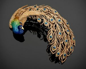 Royal Qatari presents a rare Indian jewelry collection