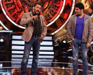 Salman Khan for the production of The Kapil Sharma Show 2, scheduled to begin on 16 December