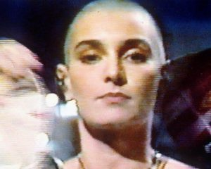 "Sinead O'Connor overthrows the Muslims, calls them ""uncomfortable"" whites,"