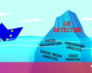 "The Community 's ""detection of lies"" in the EU is misleading"