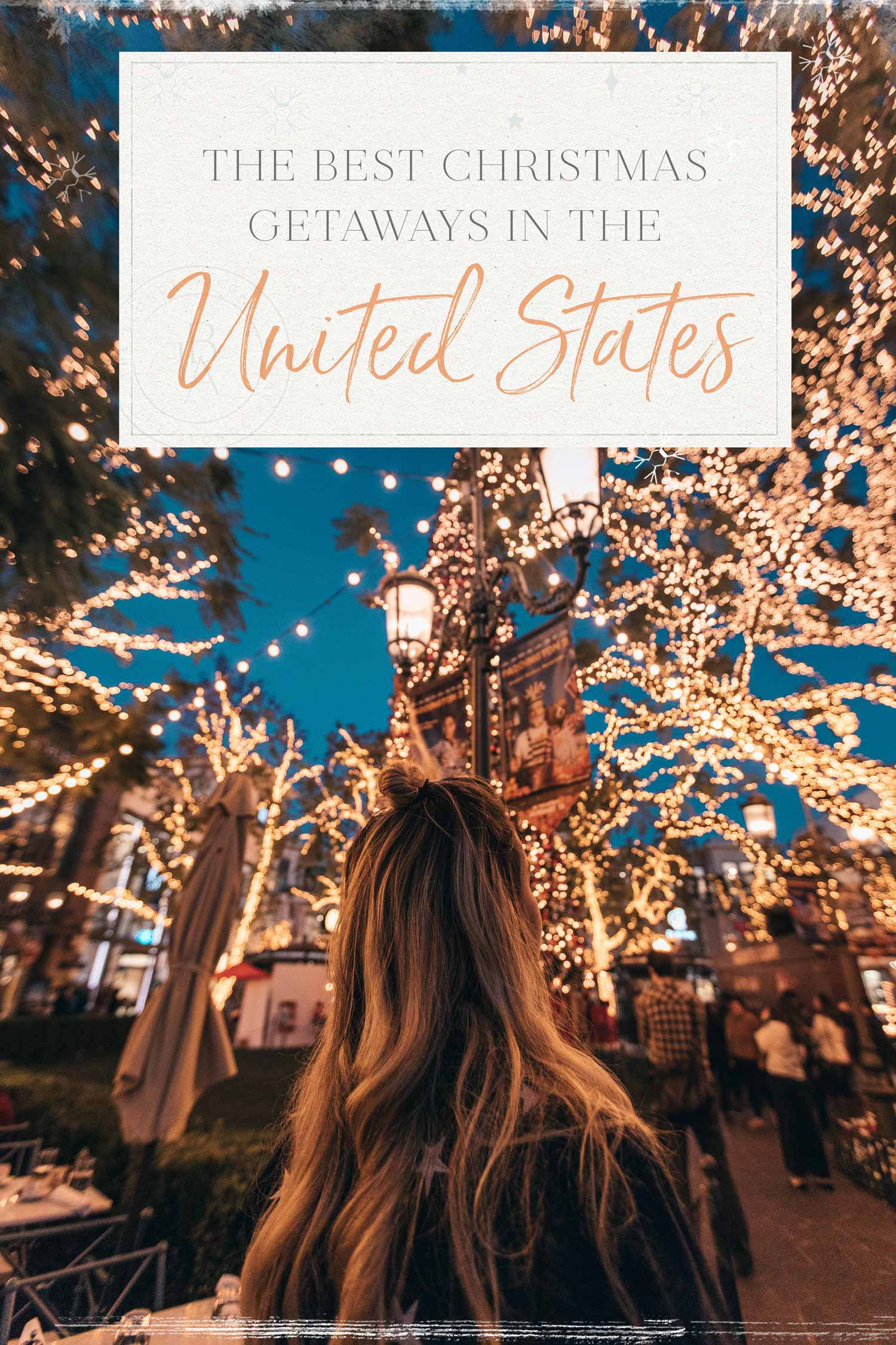 The Best Christmas Destinations for a Visit to the USA