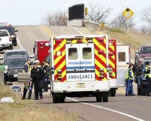 The driver ran before the crash that killed 3 Wisconsin Girl Scouts and a parent, officials say