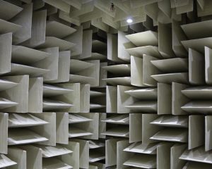 The world's quietest room – CNN Style