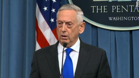 Mattis and Pompeo are calling for a ceasefire in Yemen within 30 days.