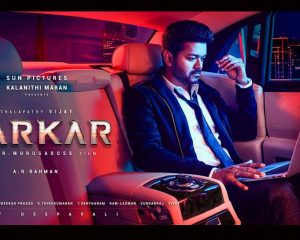 & Quot; Sarkar & quot; Movie Review: Strictly for Vijay fans
