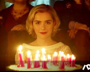 """""""The Sabrina's psychic adventures"""" are cute dark and truly feminist"""