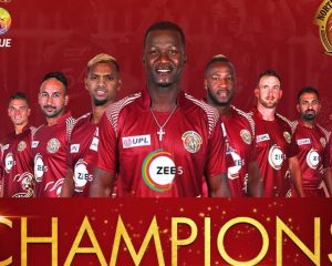 The Northern Warriors defeat Pakhtoons from 22 runs to lift the title