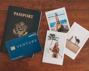 Using the Capital One Venture Reward Credit Card • Blonde abroad