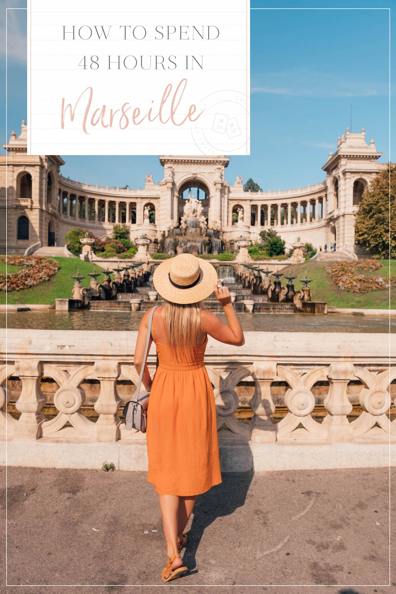 How to spend 48 hours in Marseilles
