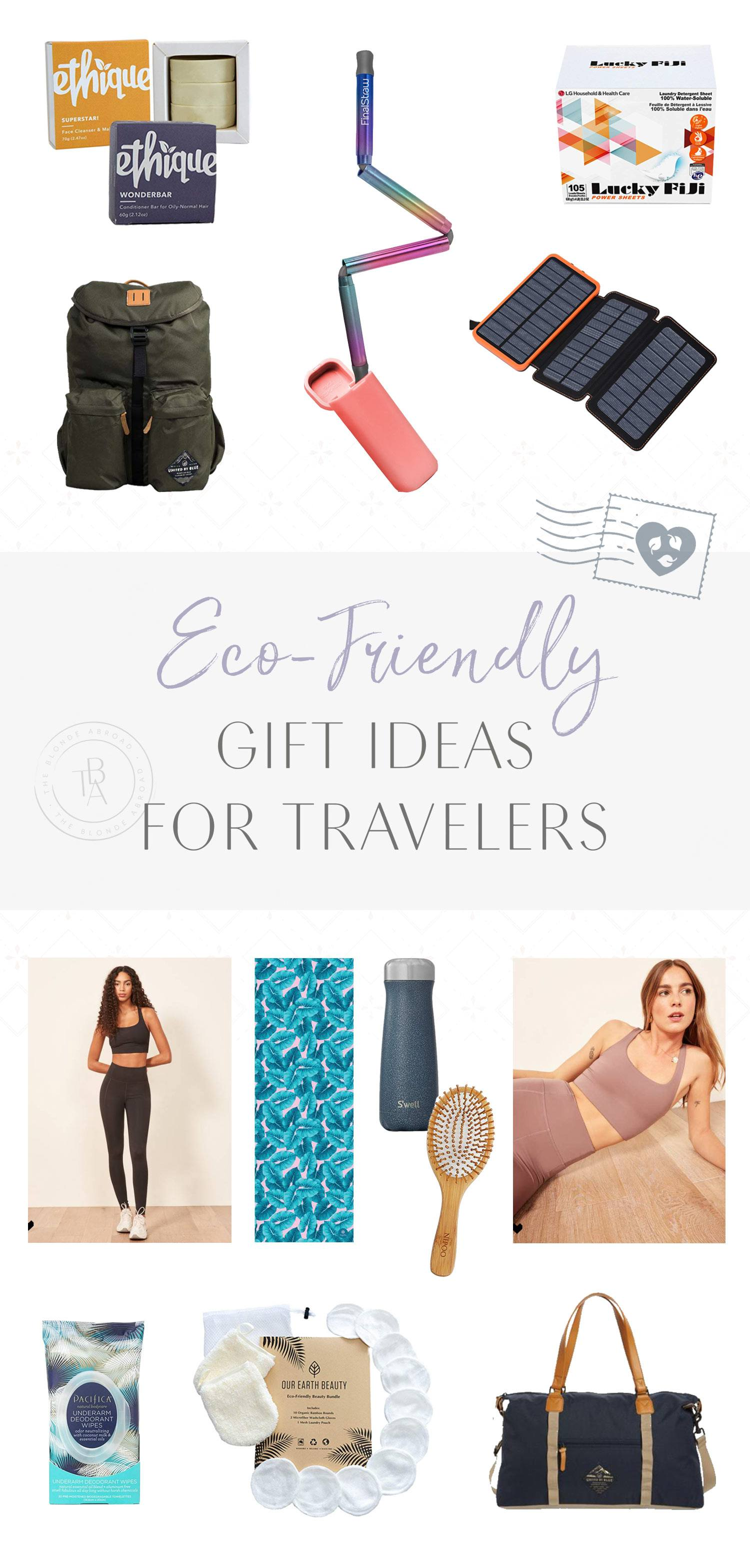 Eco-friendly Gift Ideas for Travelers