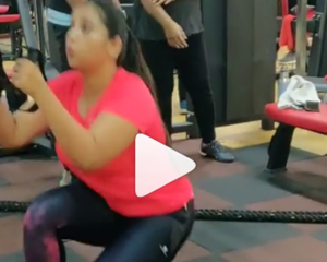 Rani Chatterjee fitness video will give you great fitness goals – Watch