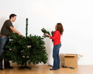 The environmental impact of your Christmas tree has nothing to do with whether it is real or false