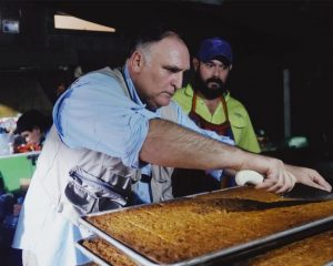 Chef José Andrés will serve free meals daily to federal workers in Washington