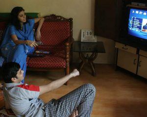 Cable TV networks can receive internet services in homes in remote areas