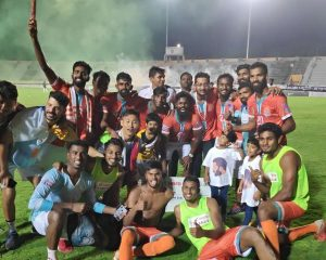 Chennai City was crowned champions as they defeated Minerva Punjab 3-1