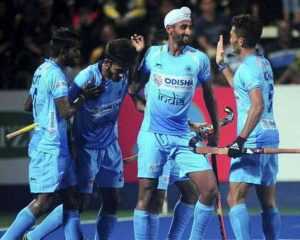 India remains undefeated, strikes Poland 10-0