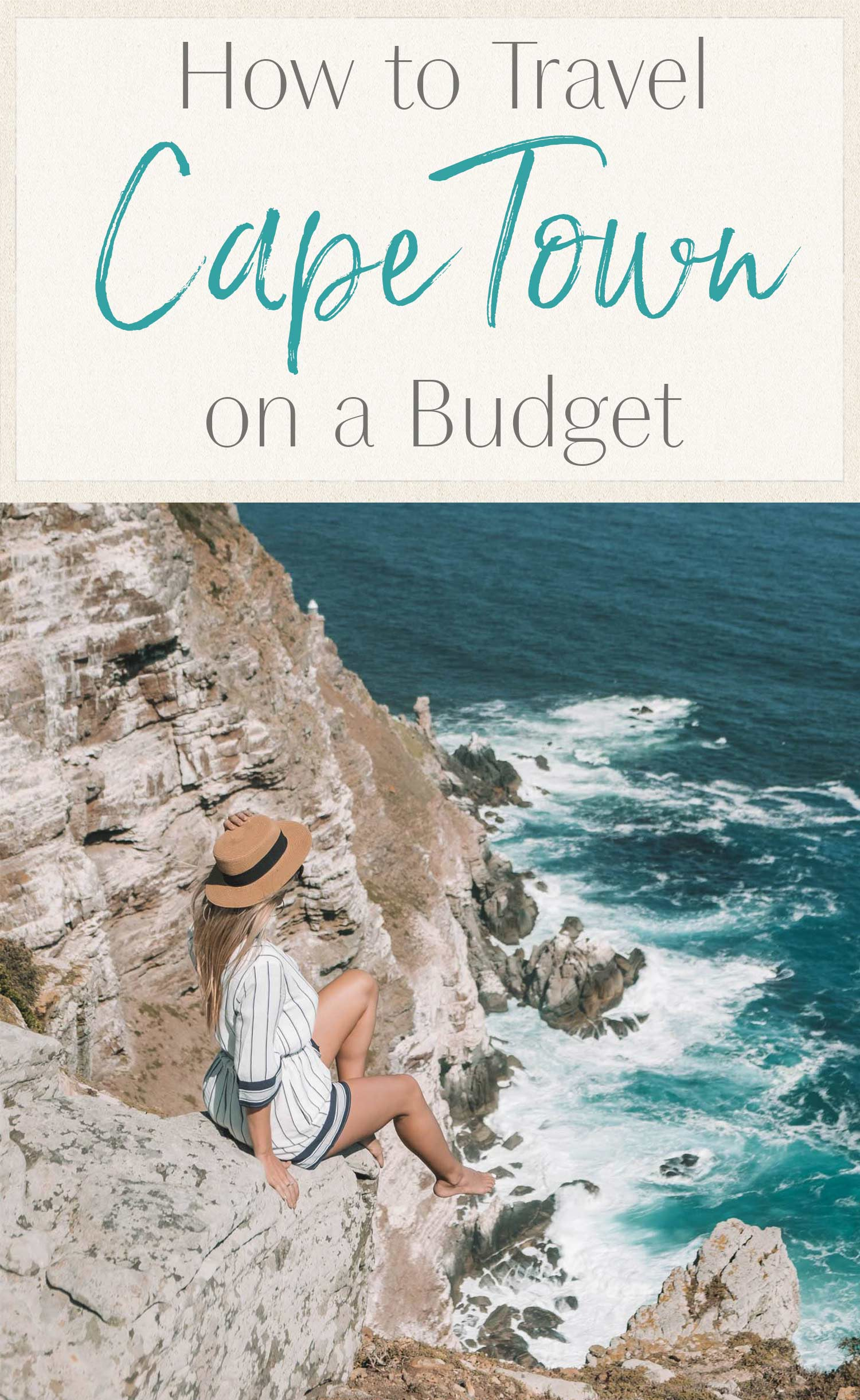 how to travel Cape Town on a budget