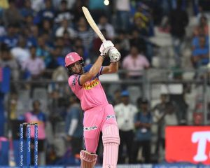 Jos Buttler 89 Rajasthan Royals to 4 victory over Mumbai Indians