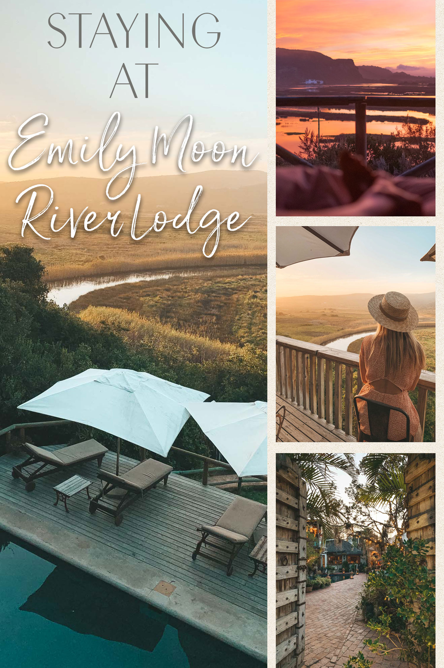 who stay at the Emily moon river lodge