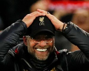 "Emotional Jurgen Klopp welcomes ""incredible"" triumph over Barcelona"