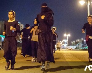 Women in Saudi Arabia Go to the streets to perform cultural rules challenge