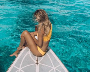 Why you need to travel with a sunscreen resonator • The blonde on the outside