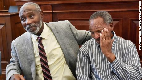 For 42 years, two Florida men have been jailed for murder. Now, they are free after the state has dropped the case.