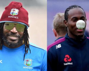 It is Archer vs. Gayle as England and the West Indies renew the rivalry