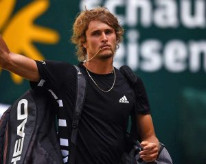 Alexander Zverev's quest for the first Halle Open title stops