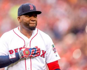 Allegedly, David Ortiz's brain arrest is captured in the Dominican Republic