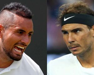 "Rafal Nantal, Nikos Kyrgios wants to renew the ""salty"" rivalry"