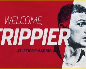 Atletico Madrid signs Kieran Trippier from the Spurs