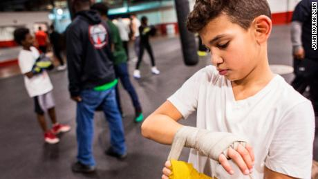 Young boxers are thinking outside the ring