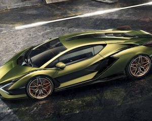 Lamborghini created a supercar in its hybrid Sian for a faster and smoother ride