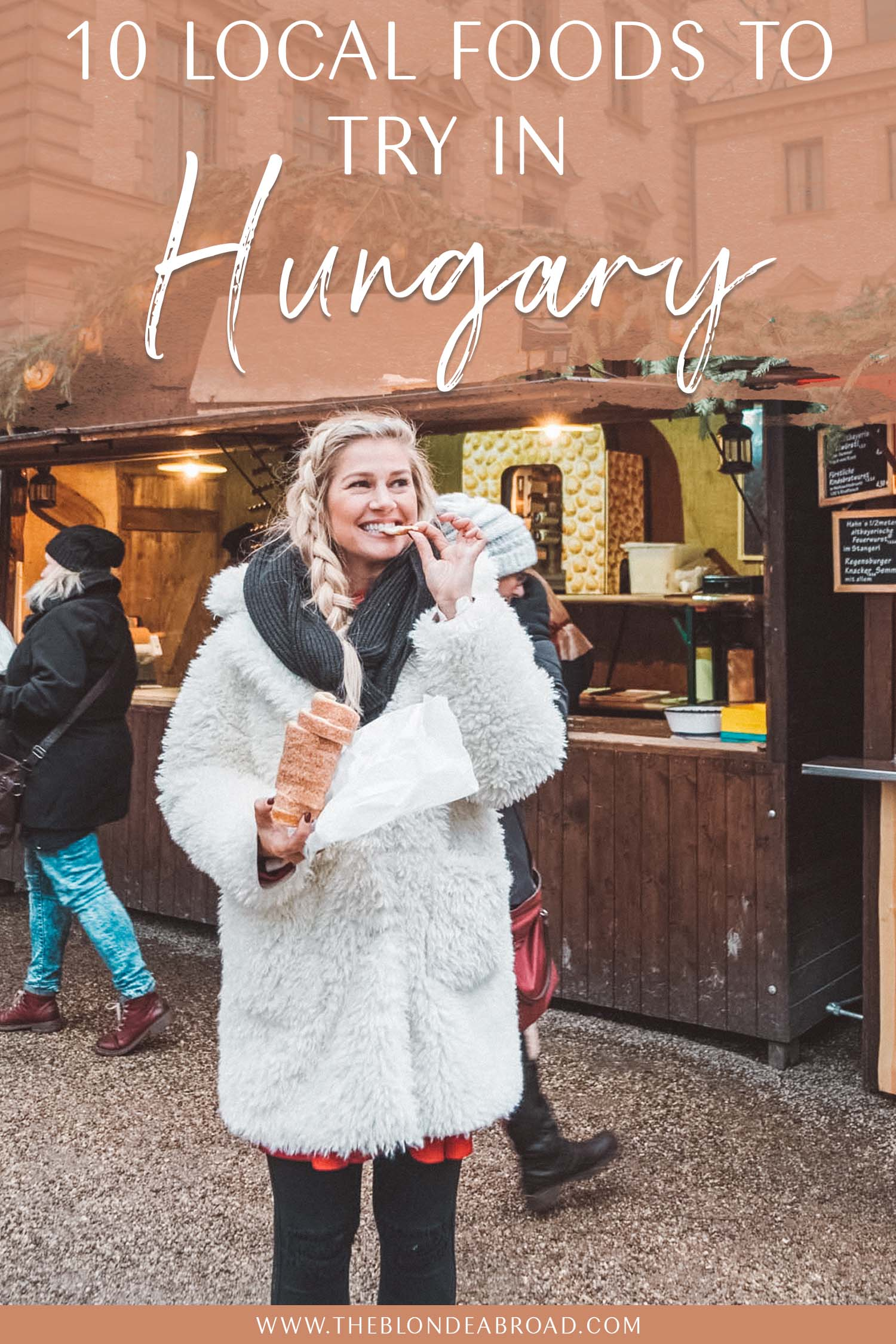 The title of local food in Hungary has been updated