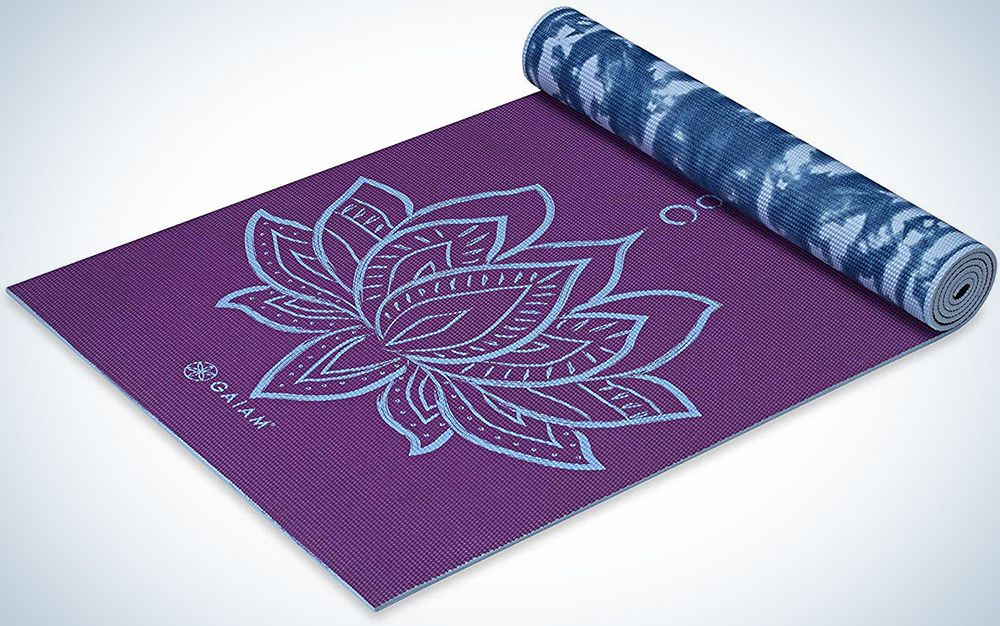 Yoga mats are not just yoga.