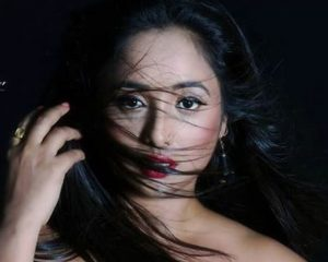 Rani Chatterjee looks like a vision in black in her latest Instagram photo
