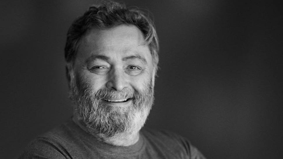 Rishi Kapoor's smile in the new photo shoot is priceless