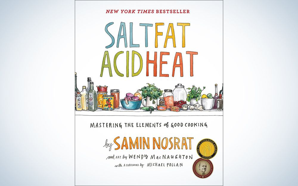 A bestselling book about exactly what happens in the kitchen.