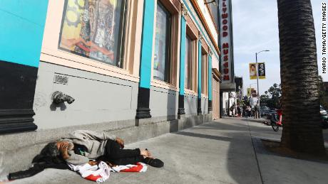 Homelessness is at an emergency level in Los Angeles