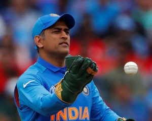 MS Dhoni was named as head of the Cricket Australia ODI team of the decade