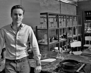 It disrupts the kitchen design sector with Oliver Stephenson, Director of Living Kitchens