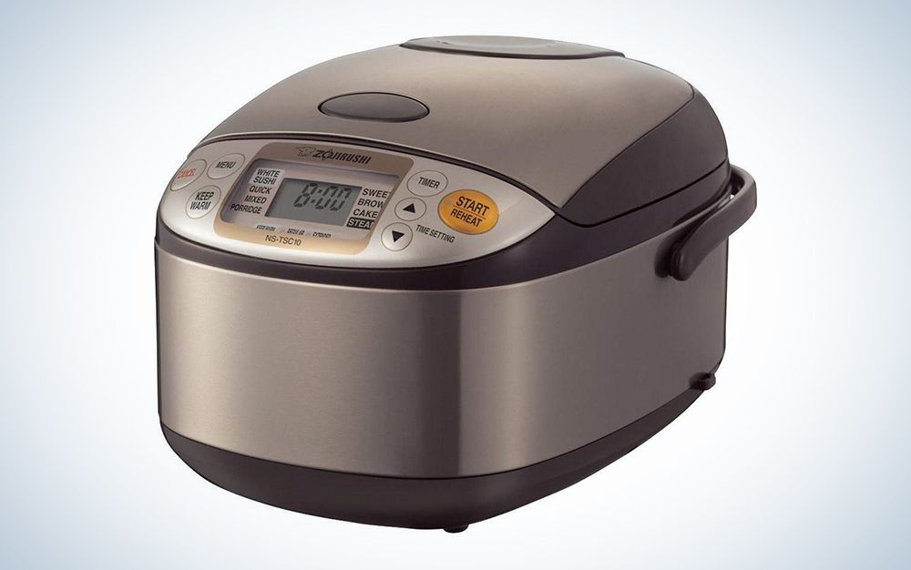 The Cadillac of rice cookers.