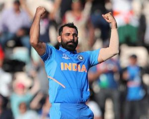 Indian pacemaker Mohammed Shami remembers playing in 2015 World Cup injury
