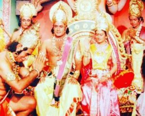 """As """"Ramayan"""" ends, let's take a look at some photos worth postcards from the sets 