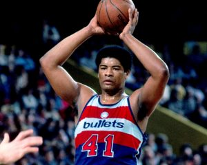 NBA legend Wes Unseld has died at the age of 74